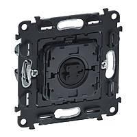 Выключатель 6А 250В кнопочный для жалюзи (автоматические клеммы) Legrand Valena IN'MATIC (752030)