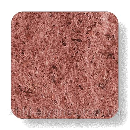 Фасадный камень стандартный вишня Рустик