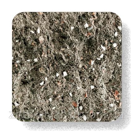 Фасадный камень угловой 185х35х60 габбро