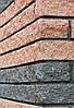 Фасадный камень угловой 185х35х60 габбро, фото 2