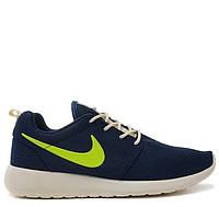 Мужские кроссовки Nike Roshe Run Summer Dark Blue