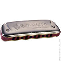 Губная Гармошка Hohner GoldenMelody Bb