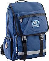 Рюкзак подростковый OX 228, синий, 30*45*15, фото 1