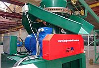 Брикетер 66S для производства топливных брикетов
