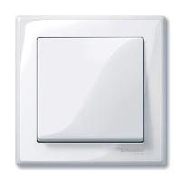 Клавиша Merten Активно-Белый (MTN432125)