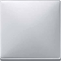 Клавиша выключателя Merten Алюминий (MTN412160)