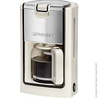 Кофеварка Clatronic KA 3558 White