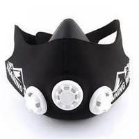 Маска тренировочная Training mask (3 клапана)