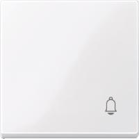 """Клавиша выключателя с символом """"Звонок"""" Merten Активно-Белый (MTN438825)"""