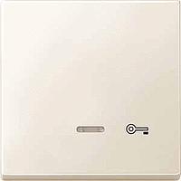 Клавиша с окошком для световой индикации и пиктограммой Merten Бежевый (MTN437644)