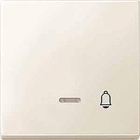 Клавиша с окошком для световой индикации и пиктограммой Merten Бежевый (MTN437844)