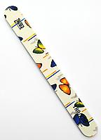 Пилочка для ногтей мягкая Zauber 180/220 бабочки