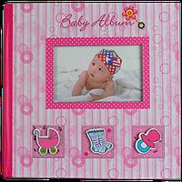Детский фотоальбом для малышей на 200 фотографий, Аппликация