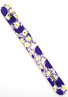 Пилочка для ногтей мягкая Zauber 180/220 фиолет