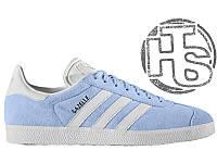 Женские кроссовки Adidas Original Gazelle Blue BB 5481