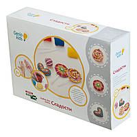 Набор для детской лепки Dream Makers Сладости TA1039 ТМ: Genio Kids