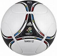 Официальный мяч чемпионата  Euro-2012 будет стоить €130