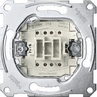 Механизм 1-полюсного выключателя для накладки с ключ-картой Merten (MTN3754-0000)