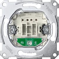 Механизм 1-полюсного выключателя для накладки с ключ-картой Merten (MTN3760-0000)