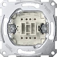 Механизм 1-полюсного промежуточного выключателя 16А Merten (MTN3617-0000)