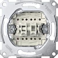 Механизм 2-кнопочного переключателя Merten (MTN3159-0000)