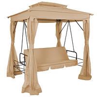 Гойдалки садові, Качелі-шезлонги, Підвісні крісла