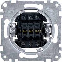 Механизм 3-клавишного выключателя Merten (MTN311900)