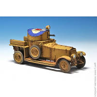 Модель Roden Rolls Royce Armoured Car, 1920 Pattern (RN801)