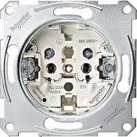 Механизм розетки без заземления 16А Merten (MTN2001-0000)