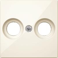 Накладка антенной розетки Merten Бежевый (MTN4122-0344)