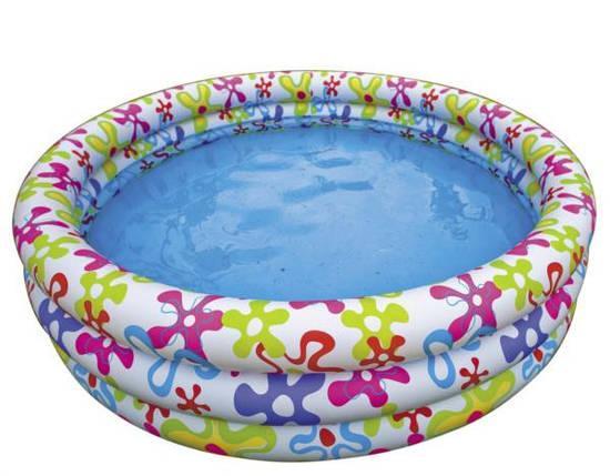 Детский надувной бассейн Intex 56440 168-41см, фото 2
