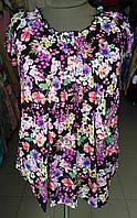 Женская блуза летняя больших размеров, фото 1