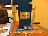 Оборудование для металлоцентров отбортовочный станок с ручным приводом, фото 4