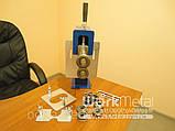 Оборудование для металлоцентров отбортовочный станок с ручным приводом, фото 5