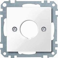 Накладка для командных приборов Merten Полярно-Белый (MTN393819)