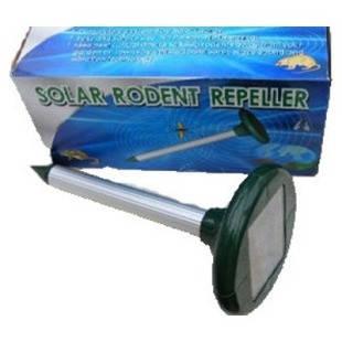 Отпугиватель кротов грызунов на солнечной батарее, фото 2