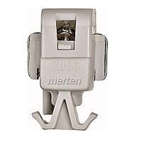 Патрон с лампой для подсветки Merten Серый (MTN396502)