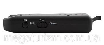 Ультразвуковой отпугиватель собак фонарик ZF-851, фото 2