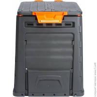 Компостер Садовый Keter Eco Composter 320л, черный (17181157900)