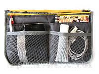 Органайзер для женской сумочки Maxi Серый, фото 1