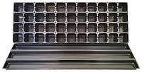 Кассета для рассады с поддоном на 44 ячейки