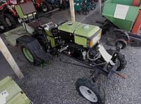 Трактор Кентавр переделка с мотоблока 12л/с (с фрезой) (Лоб.)
