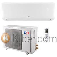 Кондиционер Cooper Hunter Prima CH-S09XN7 White, сплит-система, компрессор обычный, площадь помещения 25 кв.м, ночной, автоматический, вентилятор,