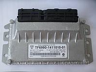 Блок управления двигателем 1,4л ZAZ СЕНС. МИКАС 10.3 Электронный блок управления TF6990-1411010-01 МеМЗ 317