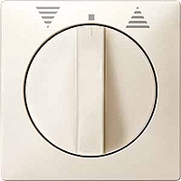 Центральная плата выключателя управления жалюзи поворотного Merten Бежевый (MTN319244)