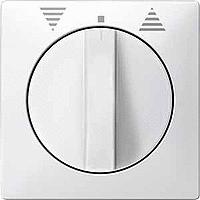 Центральная плата выключателя управления жалюзи поворотного Merten Полярно-Белый (MTN319219)