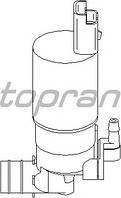 Насос бачка омывателя (только омывателем лобового стекла) на Renault Trafic 2001-> — Topran - HP207666