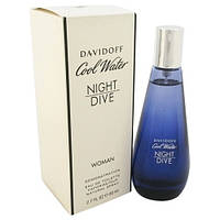 Davidoff Cool Water Night Dive Woman EDT 80ml TESTER (ORIGINAL)