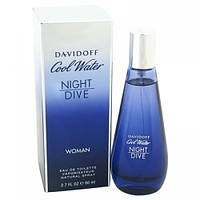 Davidoff Cool Water Night Dive Woman EDT 80ml (ORIGINAL)