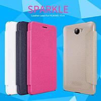 Чехол (книжка) для Huawei Y5 II Nillkin Sparkle